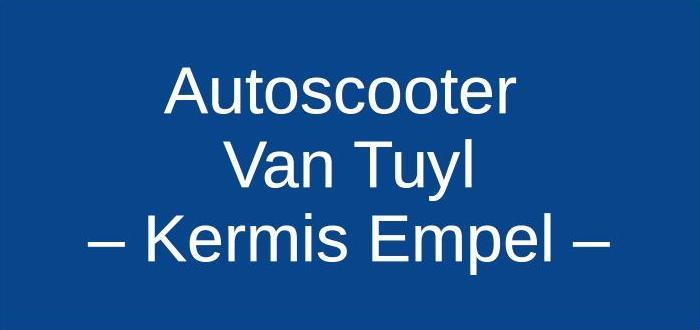 Autoscooter van Tuyl-001