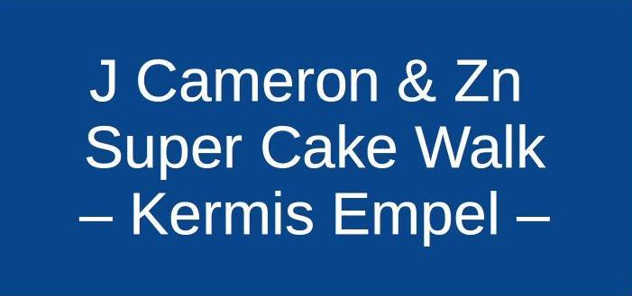 Cameron Super Cake Walk-001